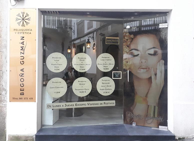promociones peluqueria begoña guzman 2019